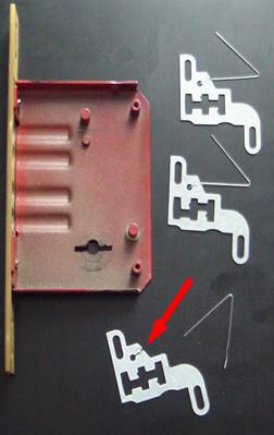 схема ремонта замка